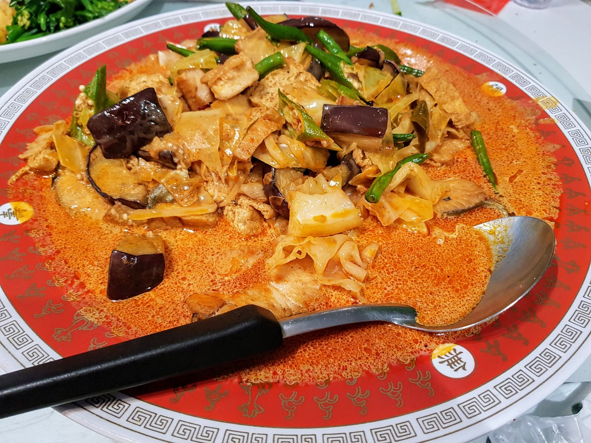 Image of Vegetarian Curry Paste