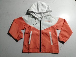 Image of VS Kids Windbreaker (Coral)