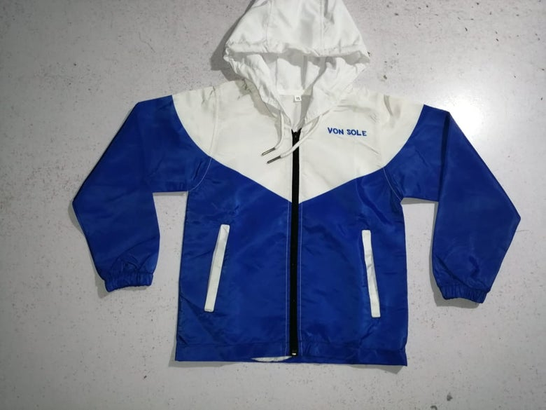 Image of VS Kids Windbreaker (Blue)