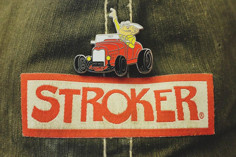 Image of NEW - Stroker McGurk Hat / Lapel Cloisonne Pins