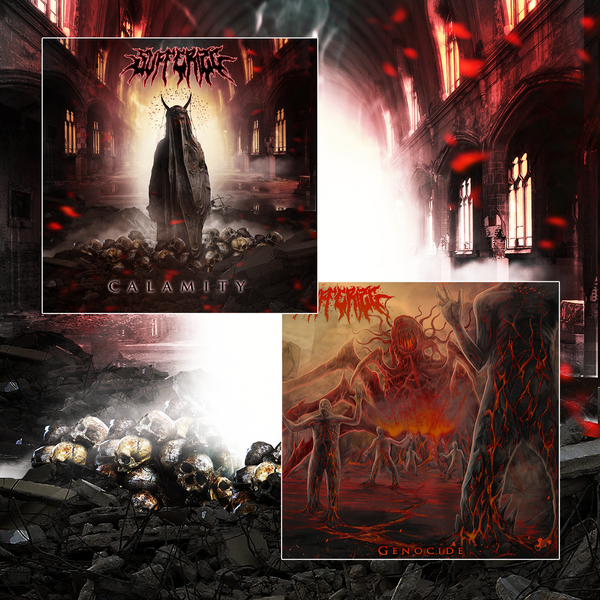 Image of CALAMITY LP / GENOCIDE EP