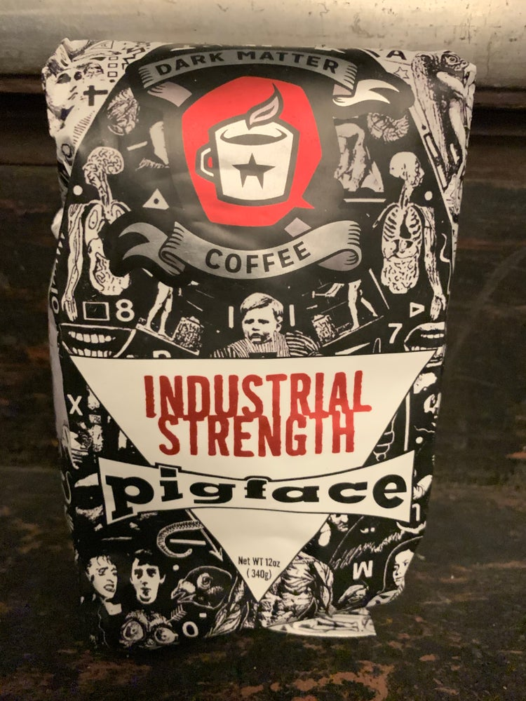Image of Pigface Industrial Strength Coffee