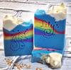 Rainbow Sherbet Goat Milk Soap