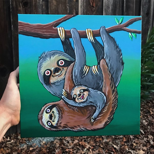 Image of Sloth FAM