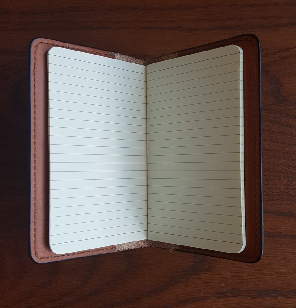 """Image of Mr Natural 4"""" x 6"""" Cover for small FieldNotes / Moleskine notebooks*"""