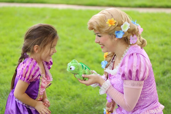 Image of Easter Bunny & Rapunzel Egg Hunt & Photo opt! March 29th, 2020