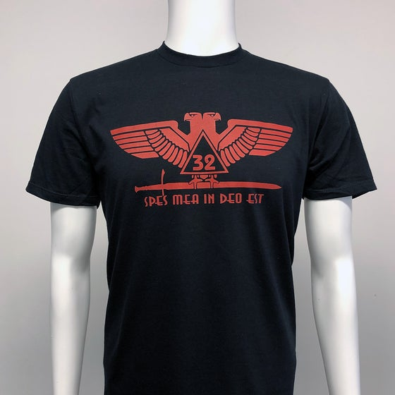 Image of Re-issue - Scottish Rite Art Deco Shirt