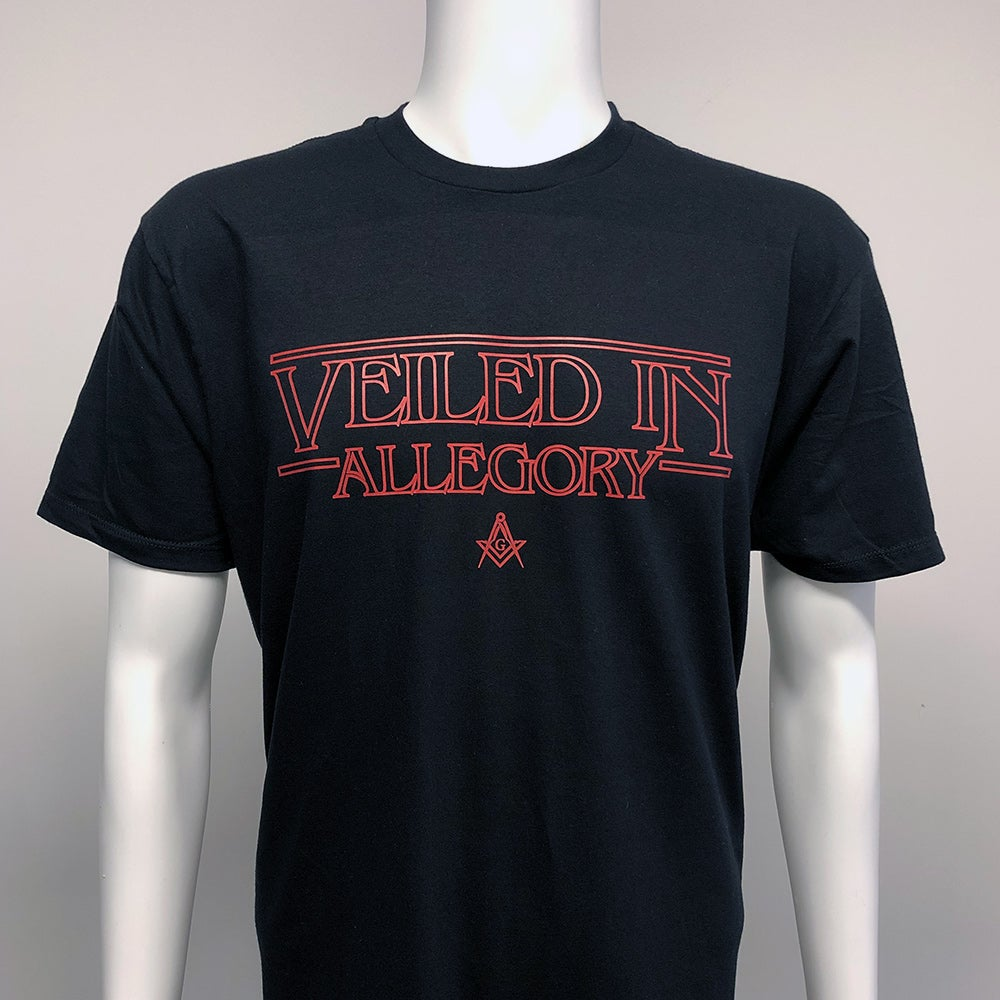 Image of Veiled In Allegory shirt