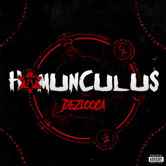 Image of Homunculus - Dezlooca (Hard Copy, Digi Download, Vinyl)
