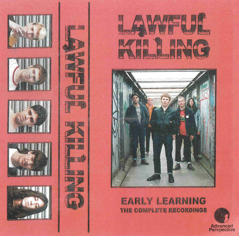 """Image of Lawful Killing """"Early Learning: The Complete Recordings"""