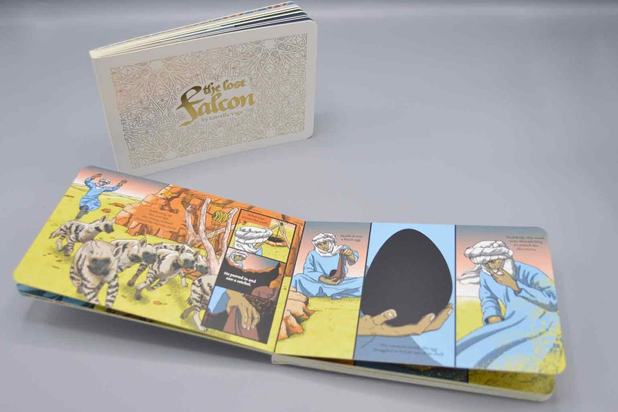 Image of The Lost Eagle board book