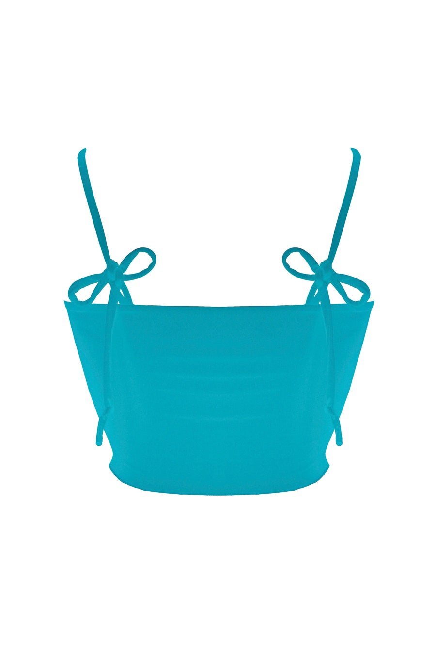 Image of Honey Top - Turquoise
