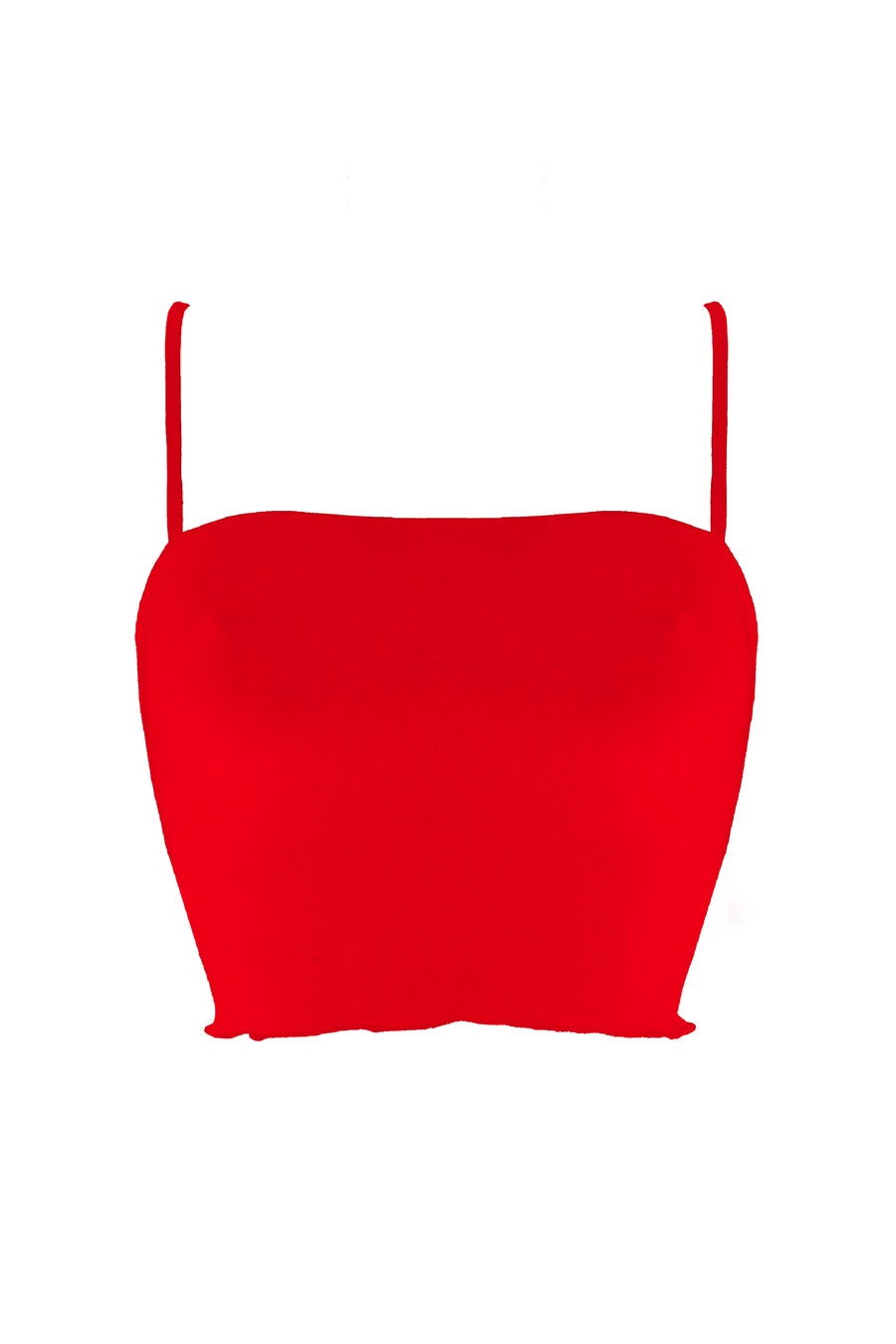 Image of Honey Top - Hot Red