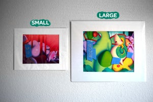 Image of Small 11x14 Framed Print