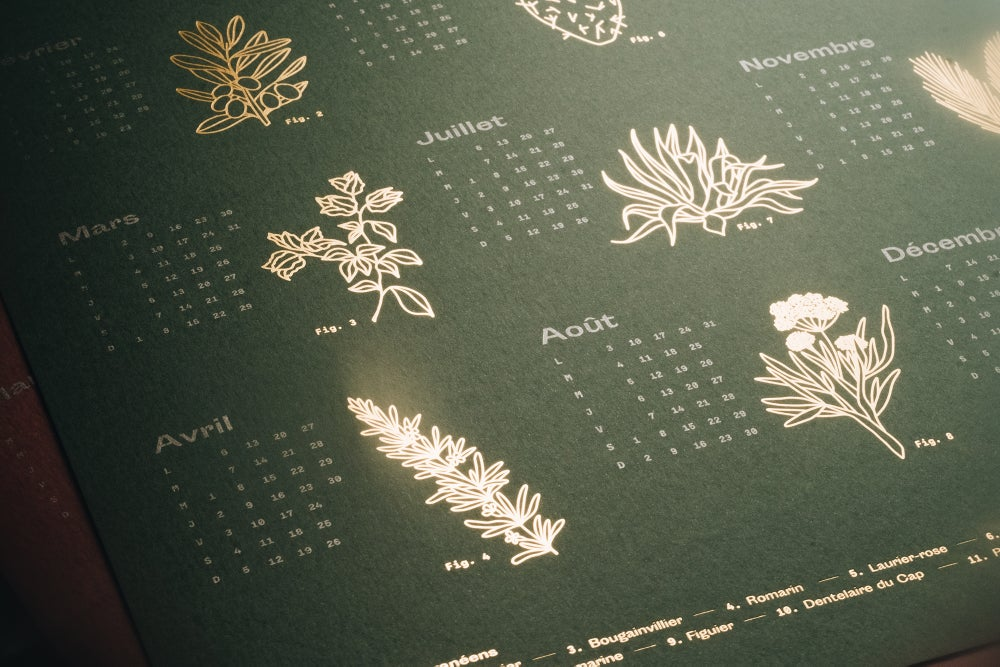 Image of Herbarium Calendars
