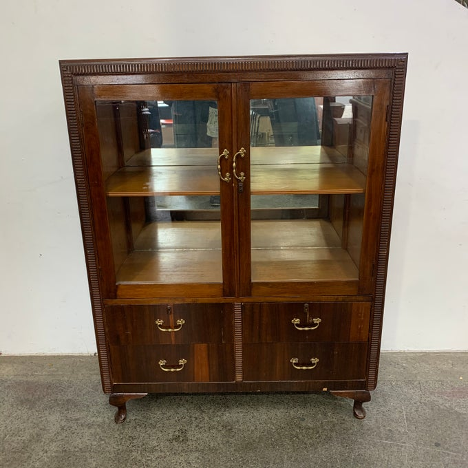 Image of 1940s BOOKCASE