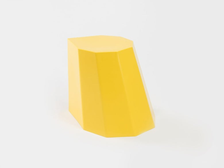 Image of Hocker Mini gelb