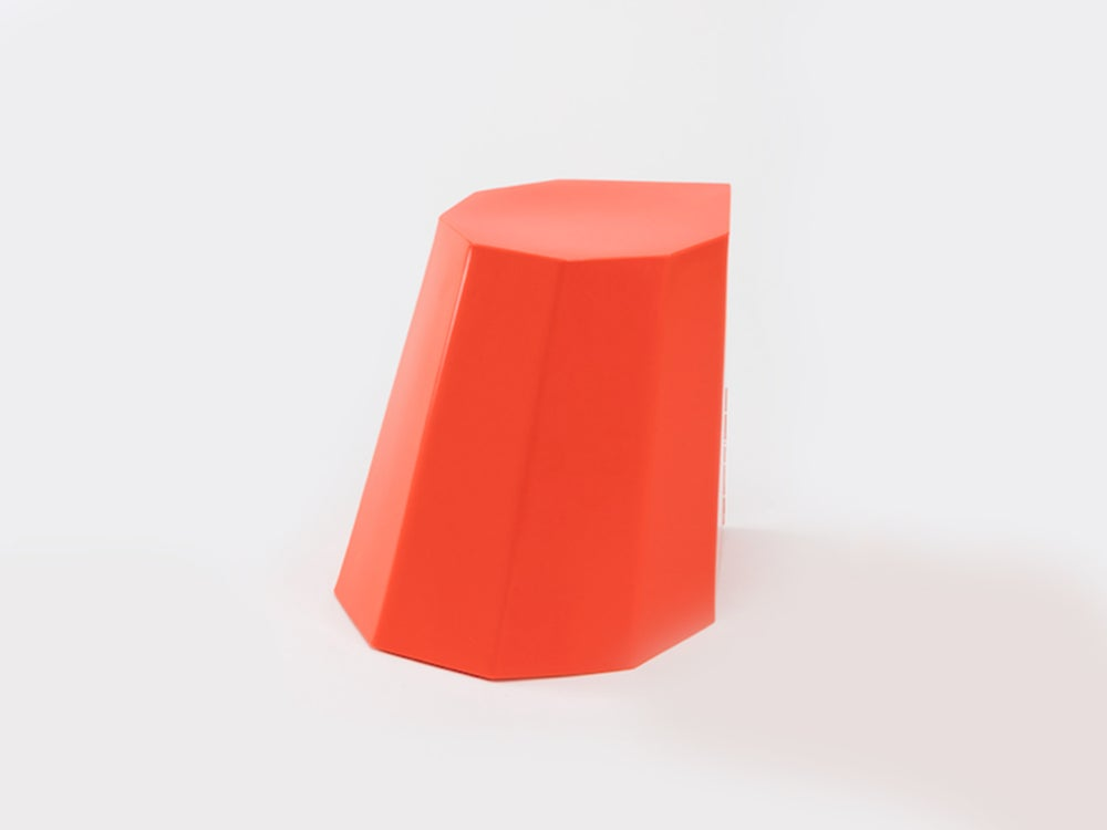 Image of Hocker Mini orange