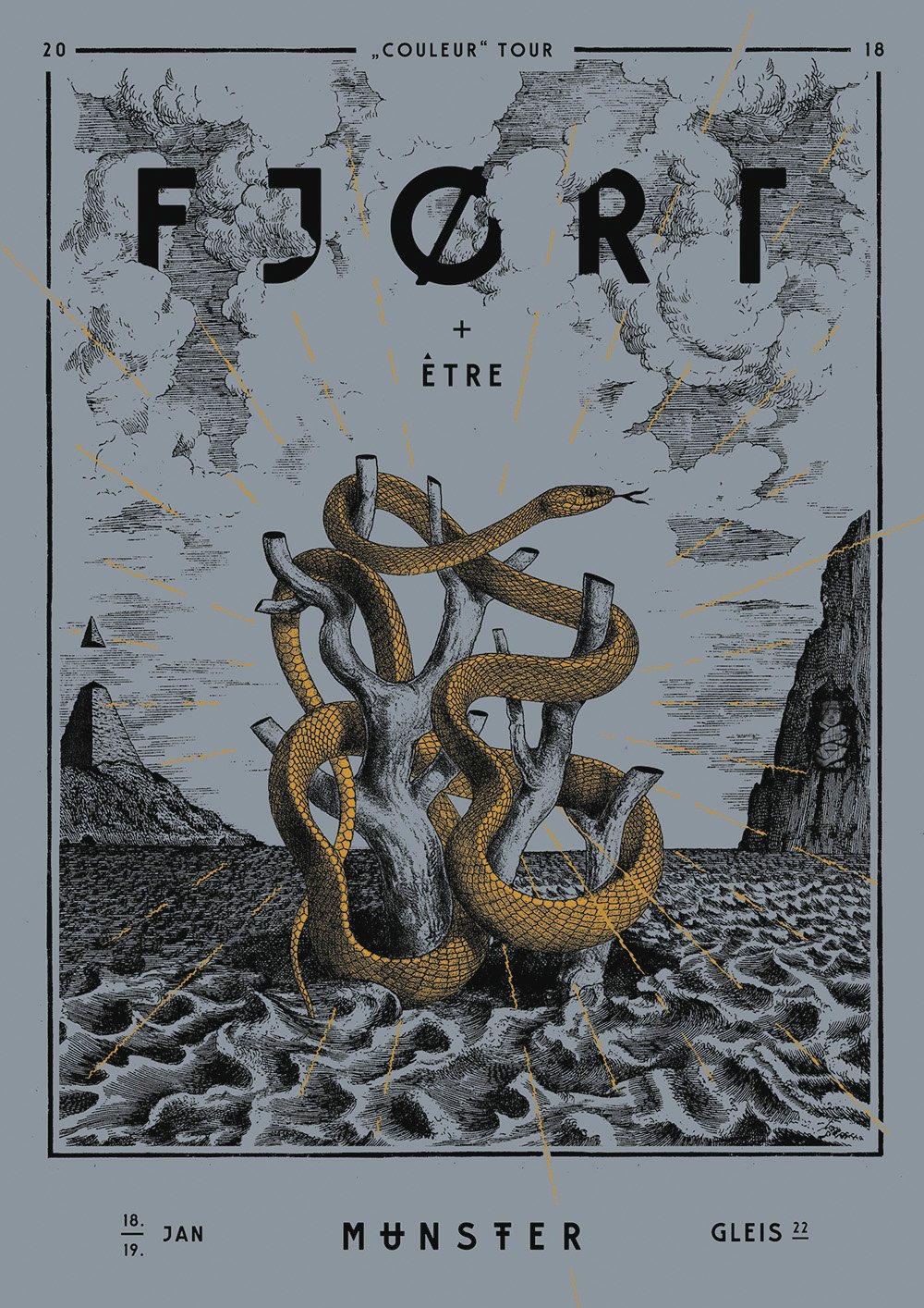 Fjørt
