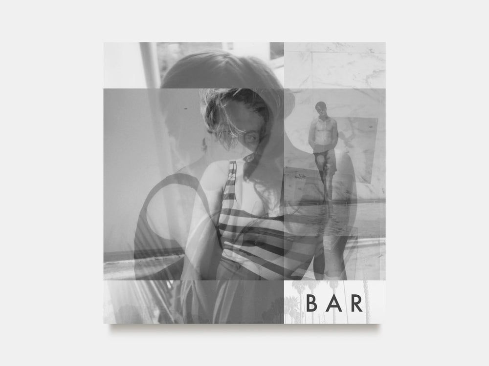 Image of BAR - Welcome to BAR (Transparent Vinyl Edition LP)