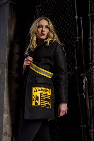 Image of DON'T TOUCH CAR COAT