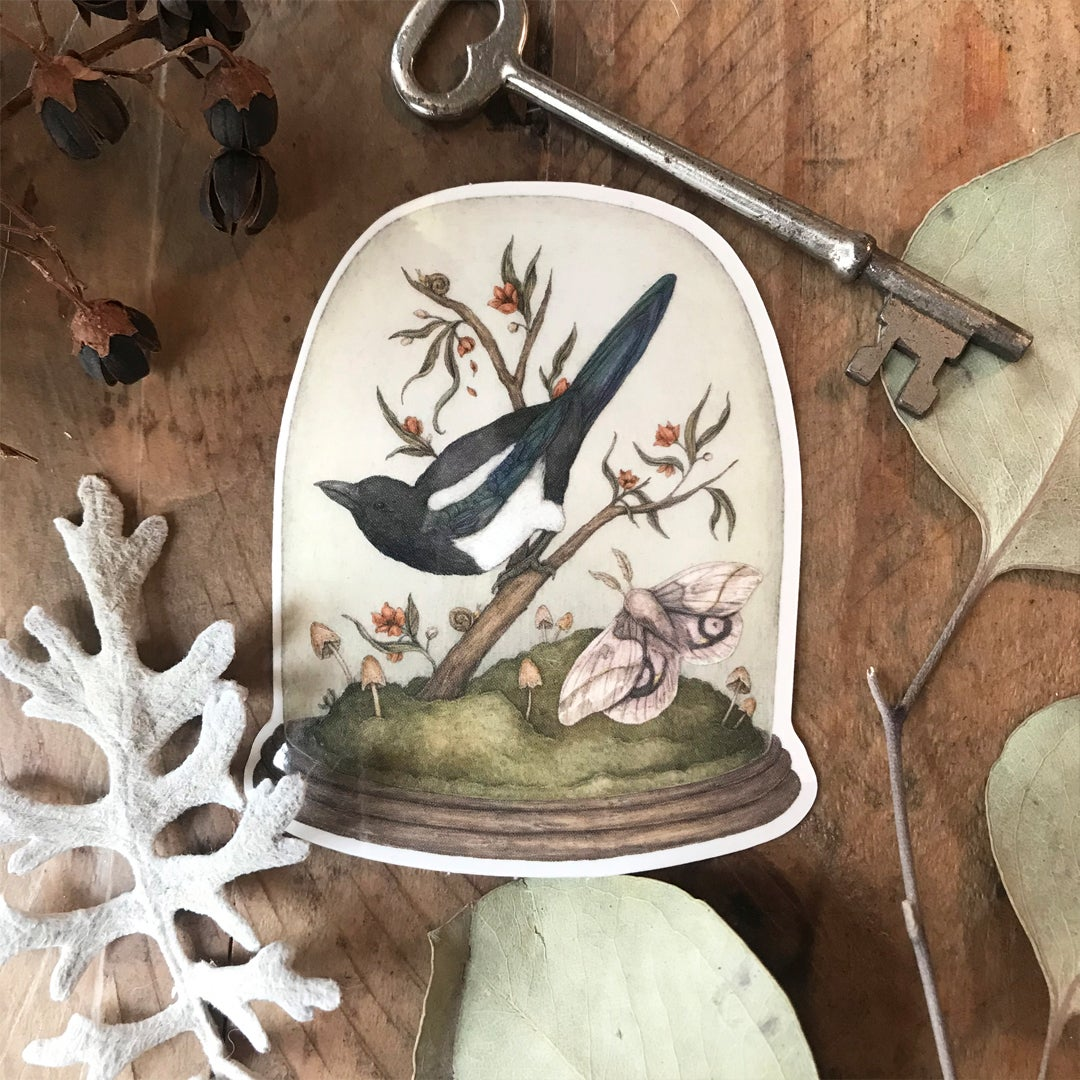 Image of One for Sorrow Sticker