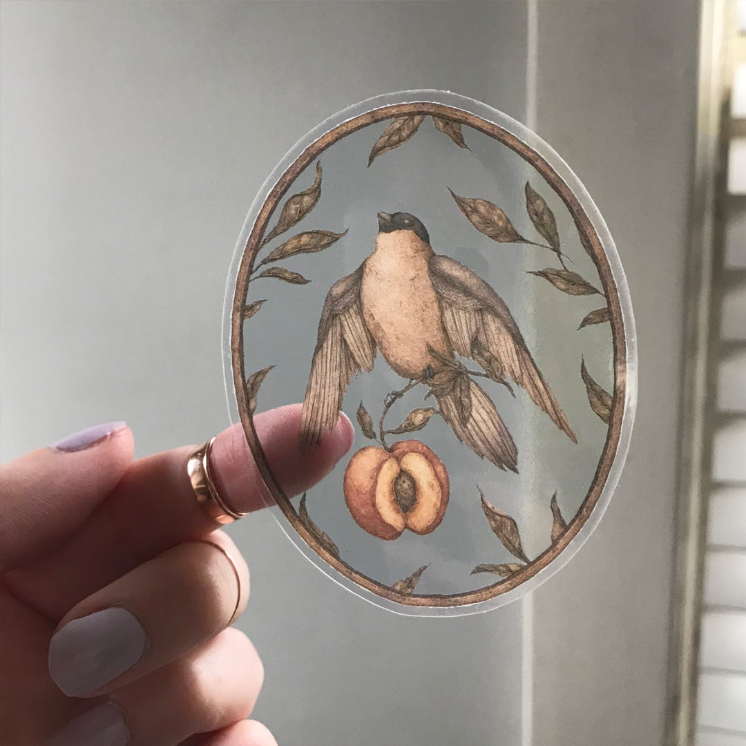 Image of Ripened by the Sun Sticker