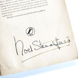 Noel Streatfeild - Ballet Shoes - SIGNED BY AUTHOR