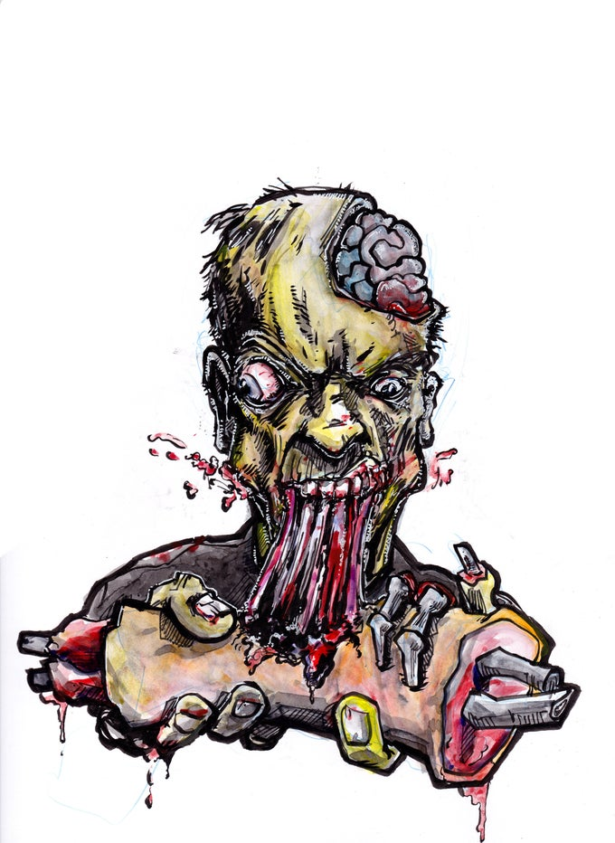 Image of Zombie Lunch