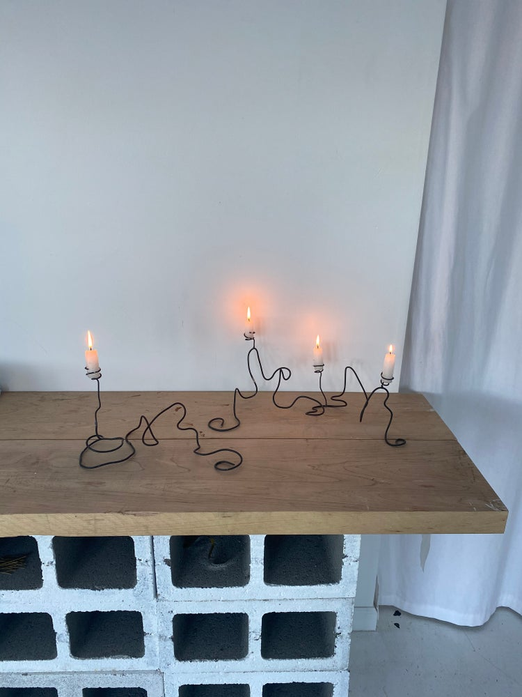 Image of Candle drawings