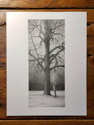 Image of Connection (numbered edition print)