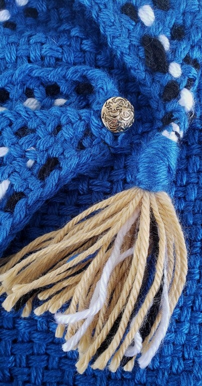 Image of Police Box,  themed Handwoven hat