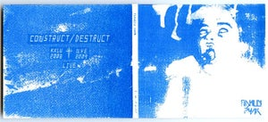 Image of Finally Punk - CONSTRUCT/DESTRUCT LIVE CD