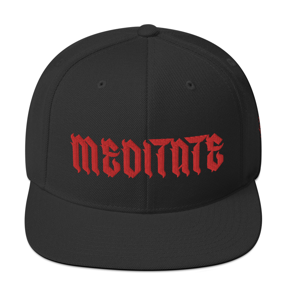 Image of Meditate Hat