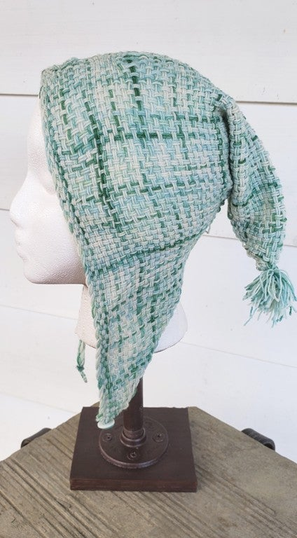 Image of Mint Meadows, handwoven hat