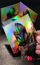 """Image of """"THIS IS THE WAY"""" - HOLOGRAPHIC STICKER"""