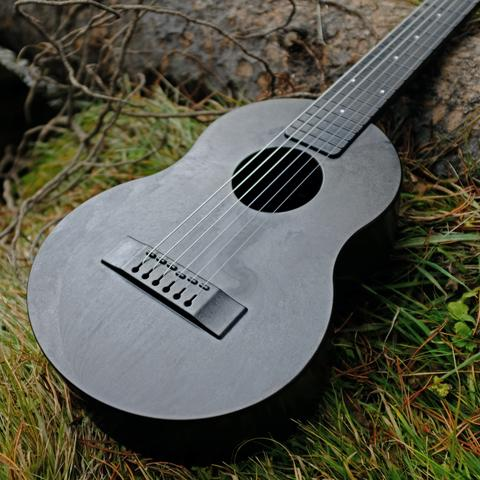 Image of Outdoor Carbon Fiber & Polycarbonate Guitar, Made in USA