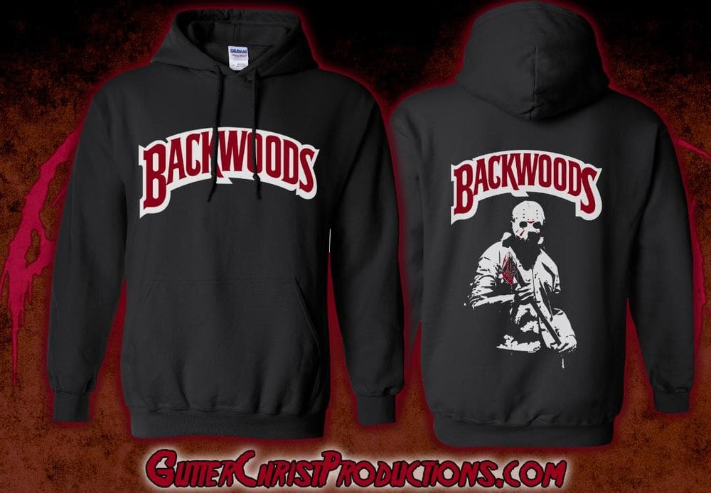 Image of BCKWDS JASON HOODIES (IN STOCK)