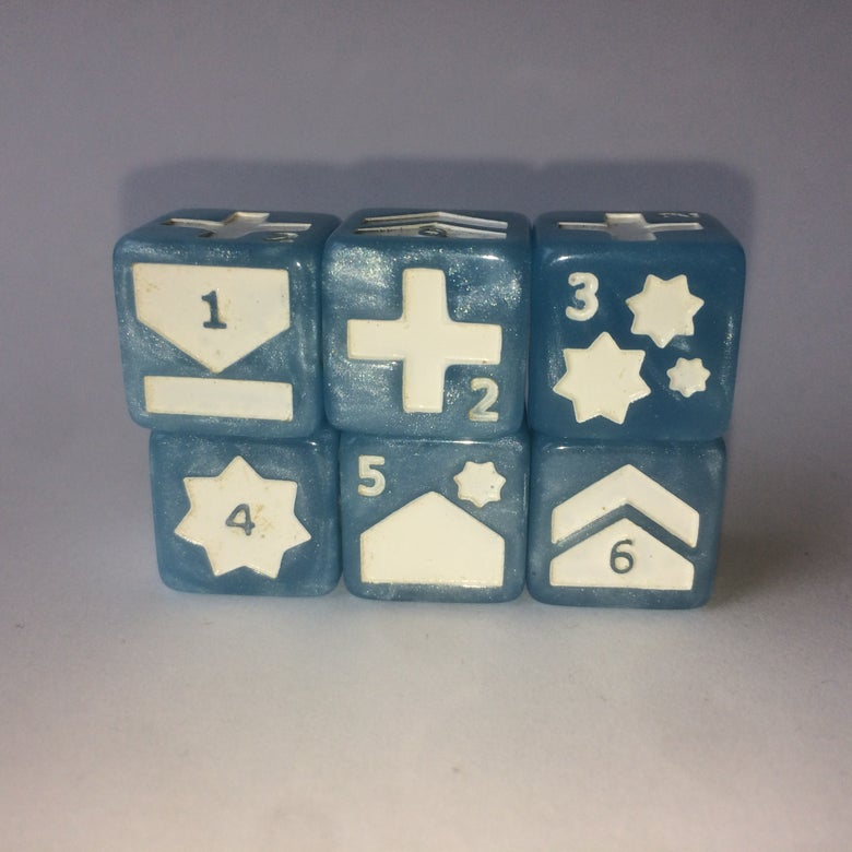 Image of Star Breach Order Dice