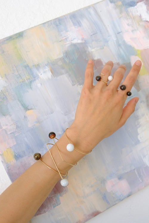 Image of dear ring