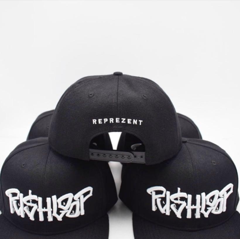 Image of PUSHLOOP X RPRZNT SnapBack