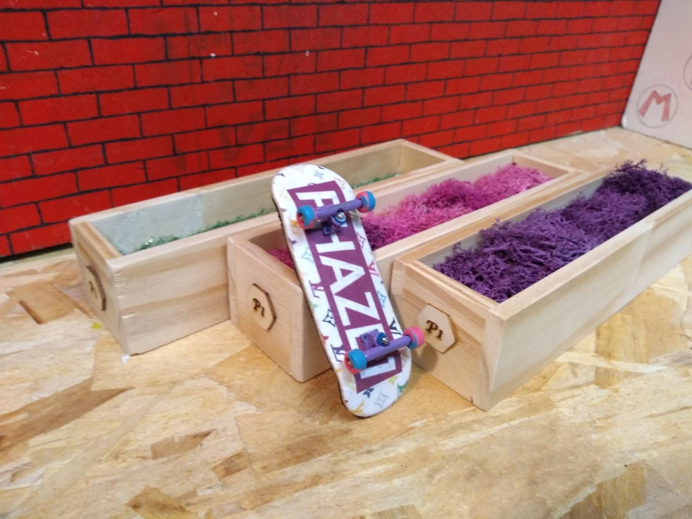 Image of PHAZE1 Mini Replica Planters
