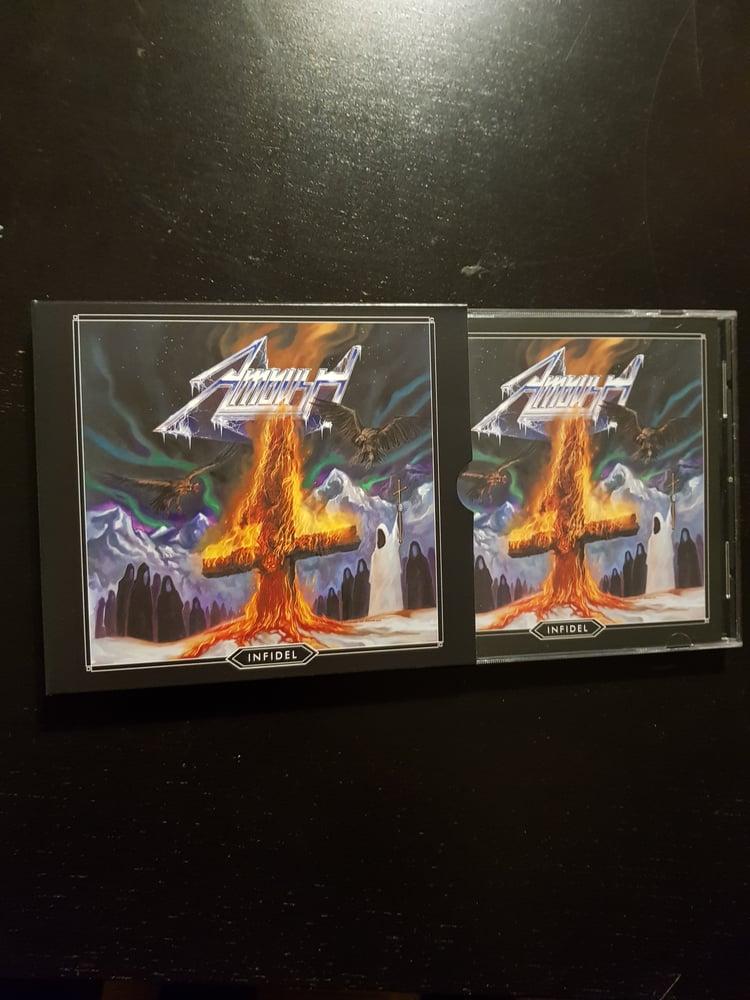Image of Infidel - Slipcase CD