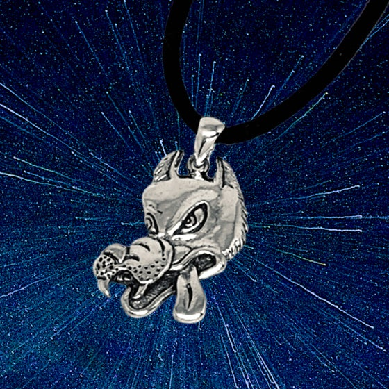 Image of The Wolf Pendant