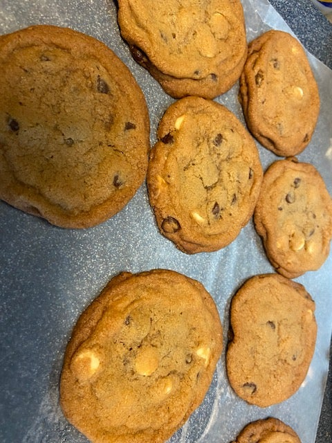 Image of Triple Chocolate Chip - 1 dozen