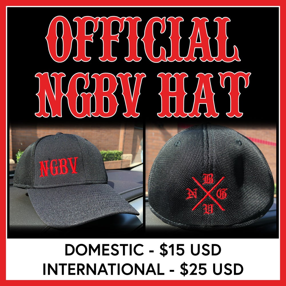 Image of Official NGBV Hat