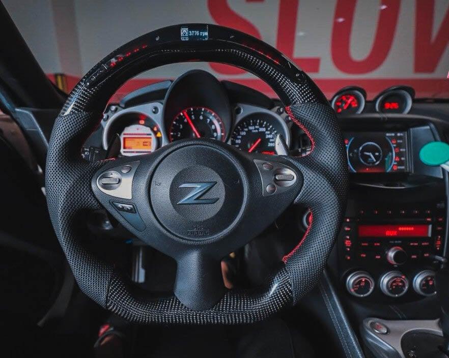 Image of Nissan 370z Steering Wheel