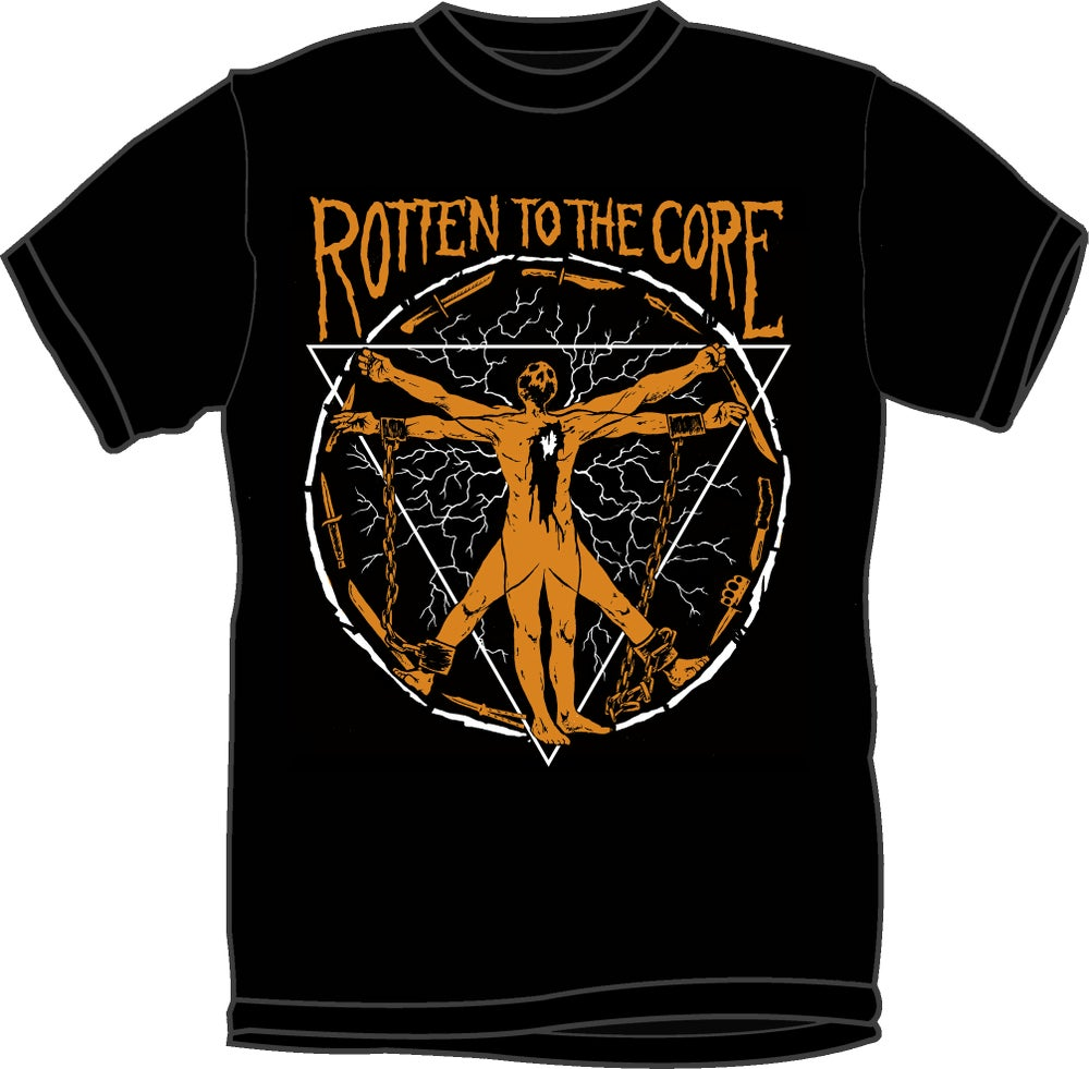 "Image of ""Putrescent Man"" T-Shirt"