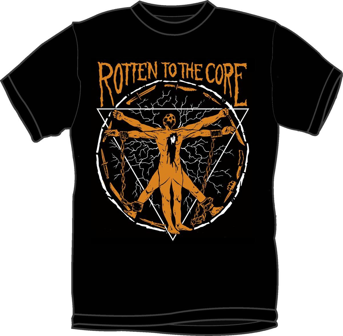 "Image of ""Putrescent Man"" T-Shirt"