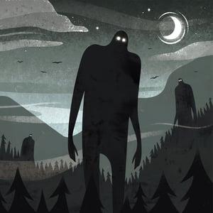 Image of IFS020: Taiko - Giant Big Man EP [FULL SLEEVE ARTWORK]